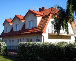 Noclegi - Pokoje i apartamenty Mewa w Rowach