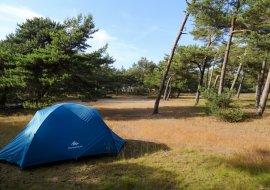 PRZY PLAŻY pole namiotowe w Rowach