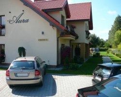 Villa Aura w Rowach