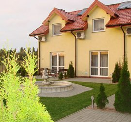 Villa Gravaldi Rowy nad morzem