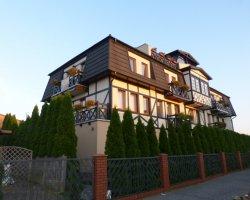 Noclegi - Villa Maszt w Rowach