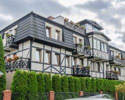 Villa Maszt w Rowach
