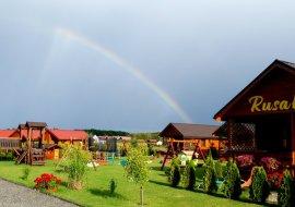 Domki letniskowe Rusałka