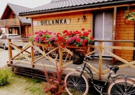 Domki letniskowe SIELANKA - Rusinowo