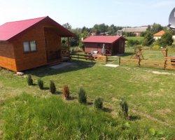 Noclegi - Domki na wzgórzu