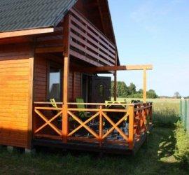 Domki u Staszka - Nowe Domki w Rusinowie