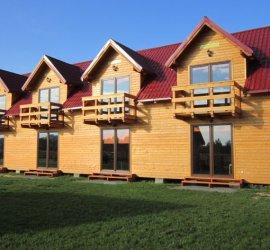 Ozi-Holiday -  komfortowe domki