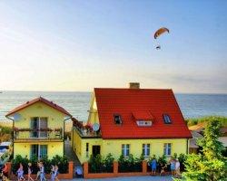 Domki i pokoje Lazur w Sarbinowie - Sarbinowo