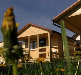 Domki letniskowe w Sarbinowie