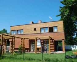 Domy apartamentowe w Sarbinowie