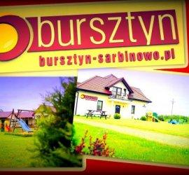 Pokoje i domki Bursztyn w Sarbinowie