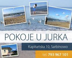 Pokoje u Jurka - Sarbinowo