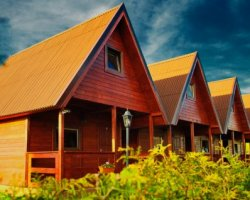 Ross - domki w Sarbinowie