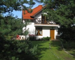 Noclegi - Dom Na Borowikowej