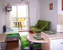 Apartament Muszelka w Stegnie
