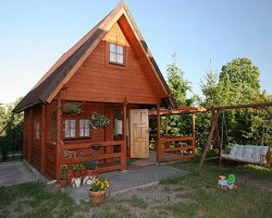 "Domek i apartament ""Kacperek"" w Stegnie"