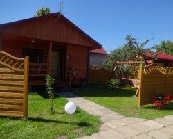 Domki w sadzie - Świbno