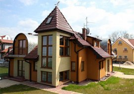 Kwatery i domki letniskowe Mila - Trzęsacz