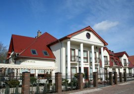 Villa Hoff Wellness & SPA w Trzęsaczu