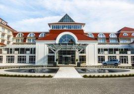 """Hotel Grand Lubicz - """"Uzdrowisko Ustka"""""""