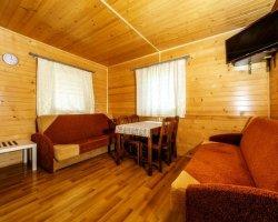 Drewniane domki letniskowe KRAKOWIAK