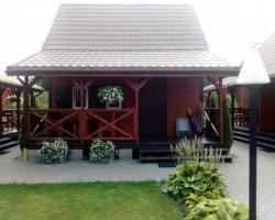 Komfortowe domki letniskowe ZasMir