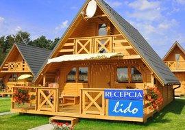 Komfortowe domki LIDO - Wicie