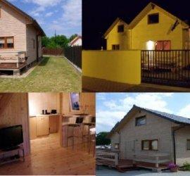 Domki drewniane PIRAT