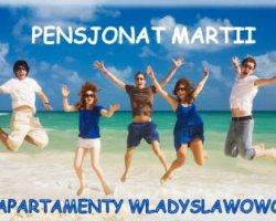 Pensjonat Martii - Władysławowo